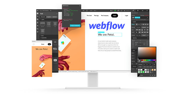 Webflow the best CMS of the moment? Webflow's strong points