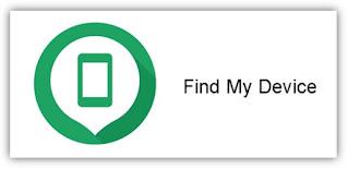 Gambar Google Temukan Perangkat Saya