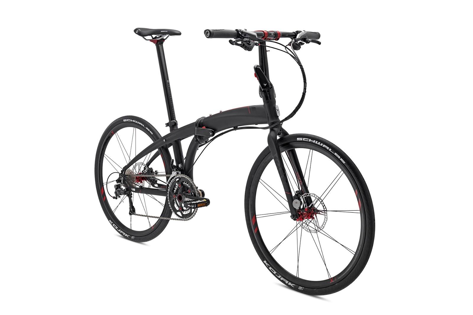 Serba sepeda: Tern Eclipse X22 (2018) Folding Bike. Harga
