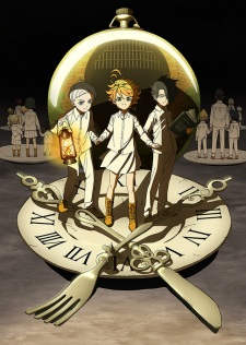 جميع حلقات انمي Yakusoku no Neverland مترجمة اونلاين كامل تحميل و مشاهدة