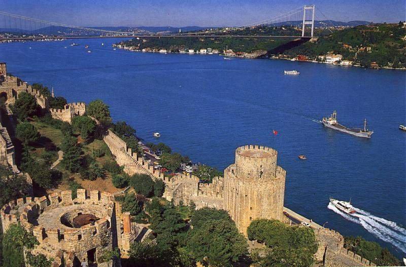 visit world: Istanbul Bosphorus Tours wallpaper
