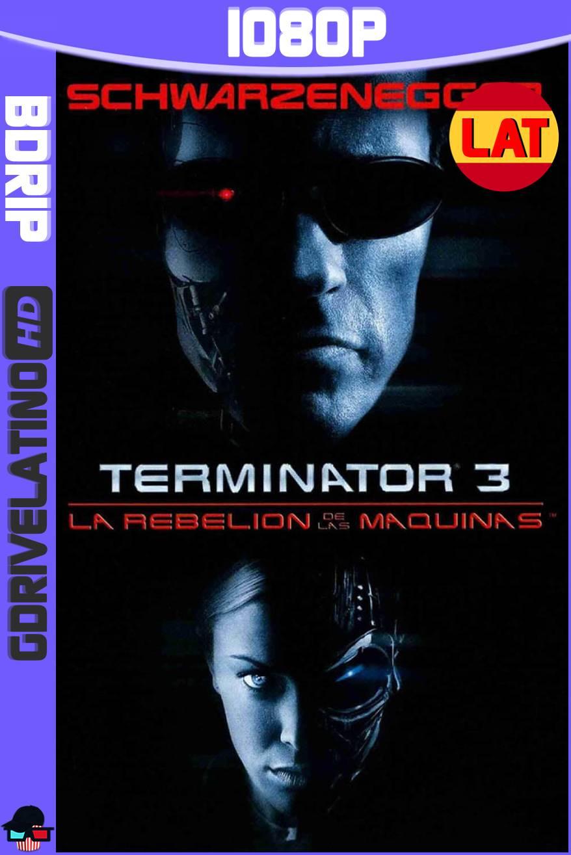 Terminator 3 La Rebelión de las Máquinas (2003) BDRip 1080p Latino-Ingles MKV