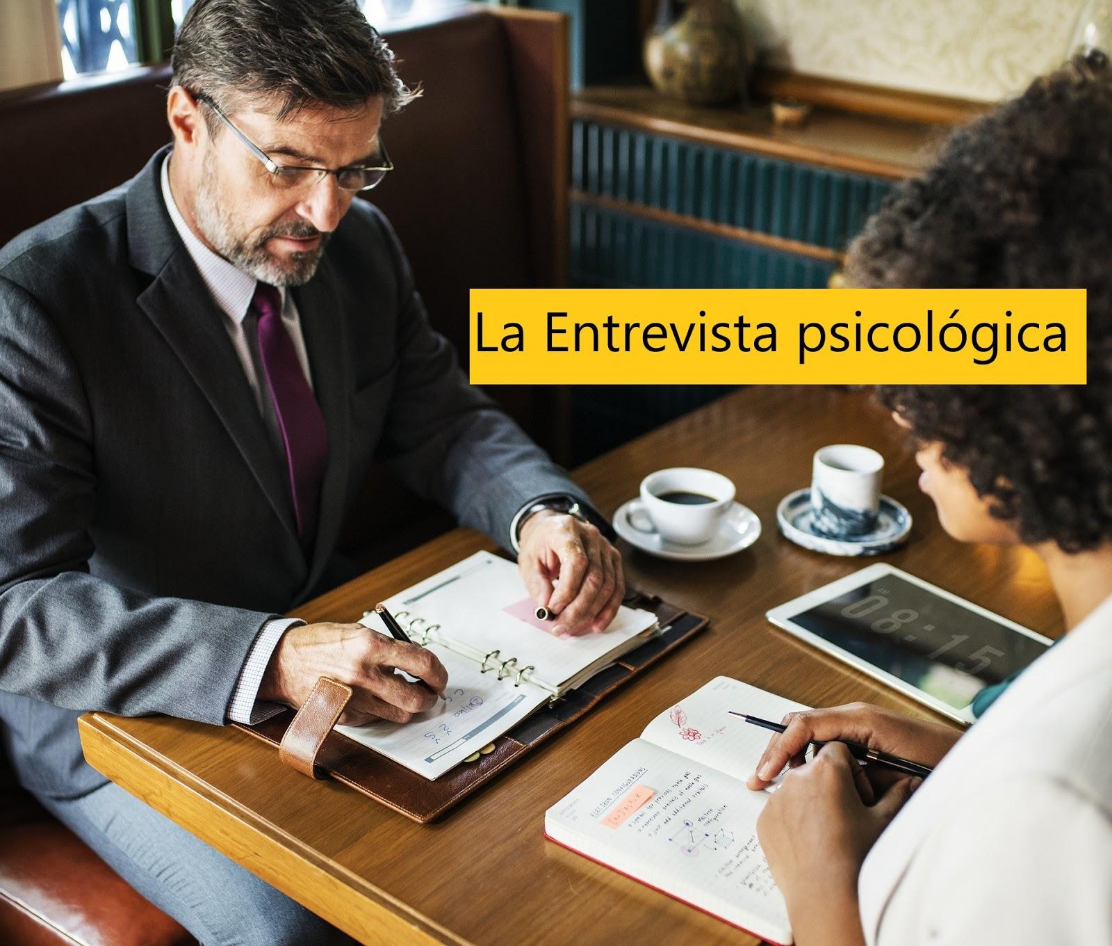 [PDF] La Entrevista Psicológica.