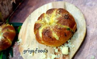 korean gralic Bread, kursus Kue pekanbaru, Kursus masak pekanbaru, Kursus masak, Belajar Masak Pekanbaru, Belajar buat Roti