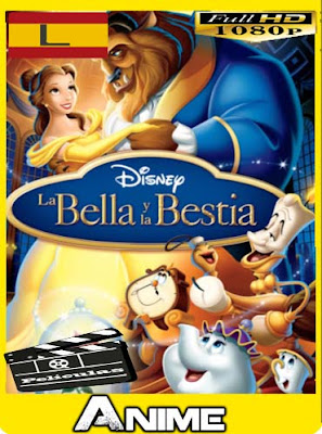 La Bella y La Bestia (1991) HD [1080P] latino [GoogleDrive-Mega]nestorHD
