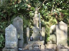島村采女の墓