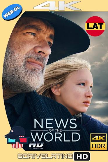Noticias del Gran Mundo (2020) AMZN WEB-DL 4K HDR Latino-Ingles MKV