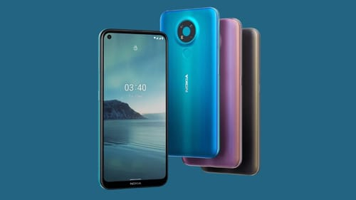 HMD announces the launch of Nokia 3.4 and Nokia 2.4 phones