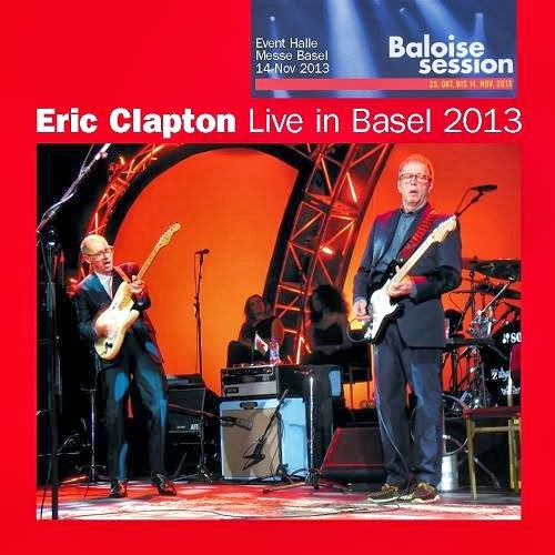 Cocaine Live Eric Clapton: All Good Music: Eric Clapton Baloise Session Live In Basel