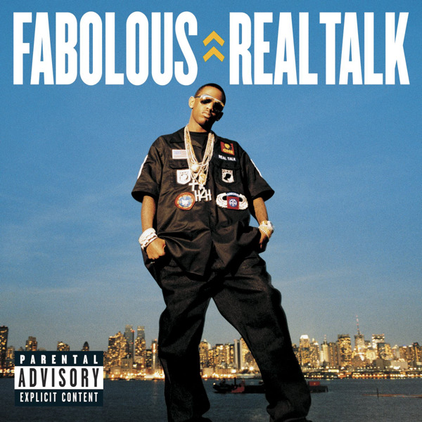 Fabolous - Real Talk  Cover
