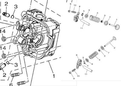 Kawasaki Mule 550 Electrical Diagram ATV Electrical