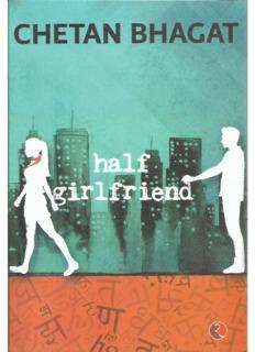 Half Girlfriend by Chetan Bhagat pdf hindi story