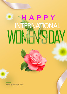 happy international Womens Day Special greetings Image
