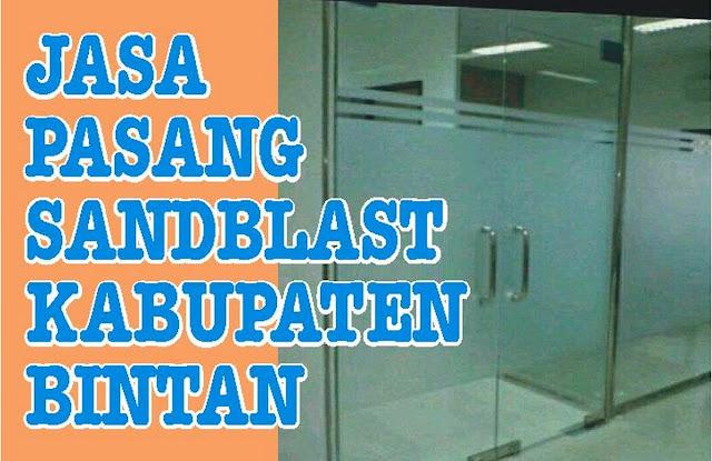 jasa-pasang-sandblast-bintan