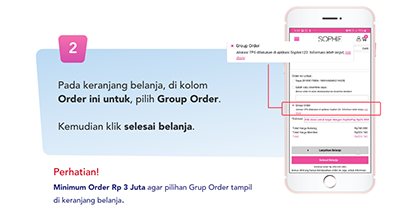 TUTORIAL GROUP ORDER