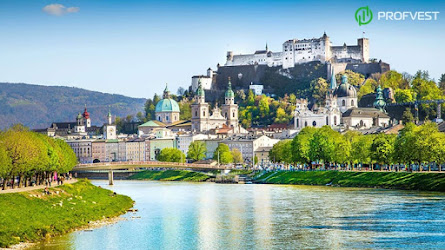 Зальцбург – чудо провинциальной Австрии