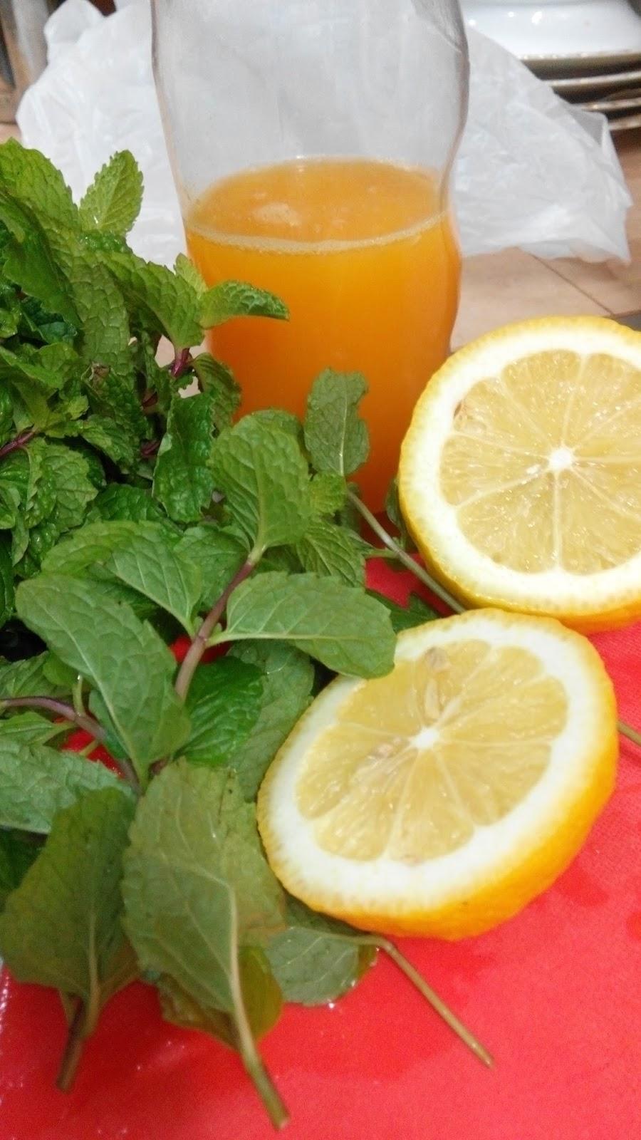 Cara Membuat Infused Water Lemon, Cepat dan Mudah