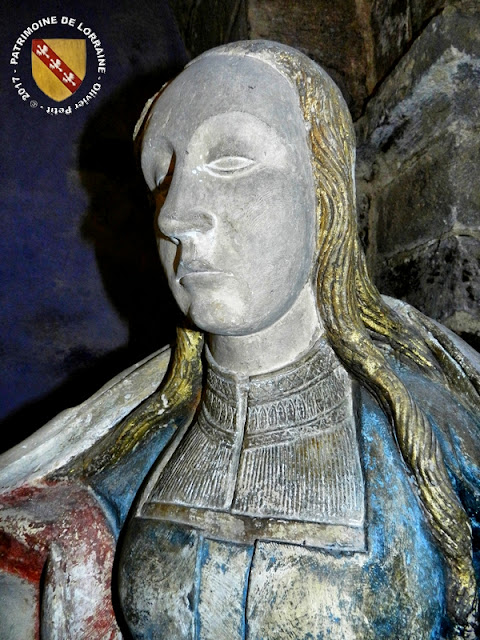 CONTREXEVILLE (88) - Sainte-Marie-Madeleine (XVIe siècle)
