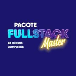 Pacote Full Stack Master