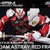 Painted Build: HiRM 1/100 Gundam Astray Red Frame