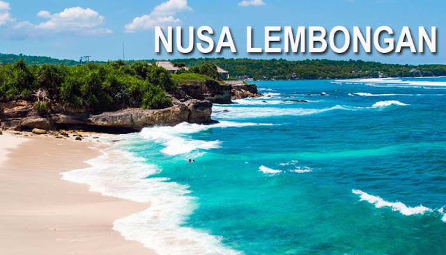 Indonesia Lembongan Tourist Attractions