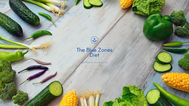 what is the blue zones diet | THE SECRET OF THE BLUE ZONES | VITAL COLLECTION