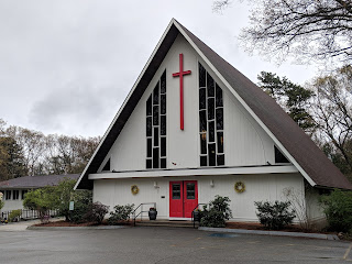 St John's Episcopal Church Suspends Worship & Programs for 2 weeks