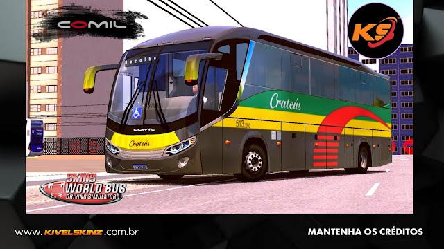 COMIL 1200 4X2 - VIAÇÃO CRATEÚS