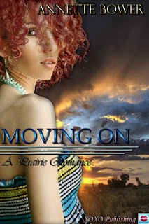 Moving On, A Prairie Romance, by Annette Bower