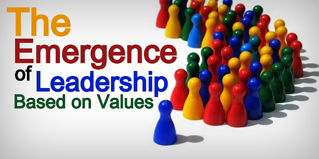 OPINION | The Emergence for Leadership Based on Values