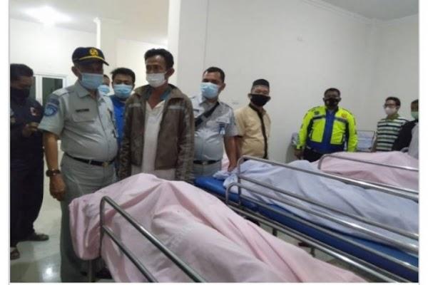 Identitas 9 Korban Meninggal Dalam Kecelakaan Maut Bus Intra Kontra Avanza