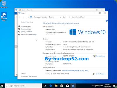تحميل ويندوز 10 برو  اصدار Download windows 10 Pro | v1909 19H2