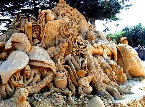 Pengertian Patung, Jenis Patung, Bentuk Patung, Teknik Patung, Bahan Patung