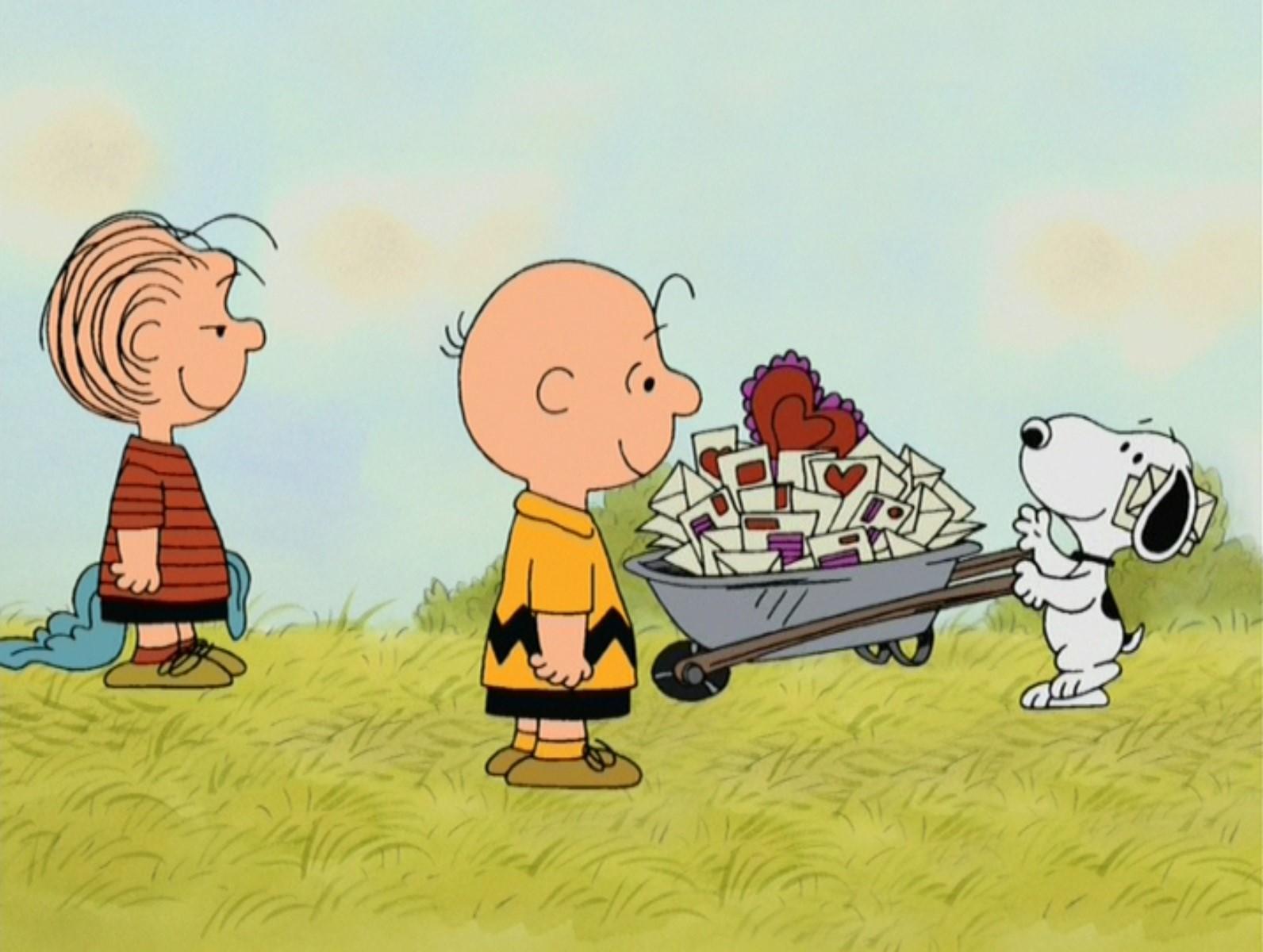 Holiday Film Reviews A Charlie Brown Valentine – Charlie Brown Valentine Cards