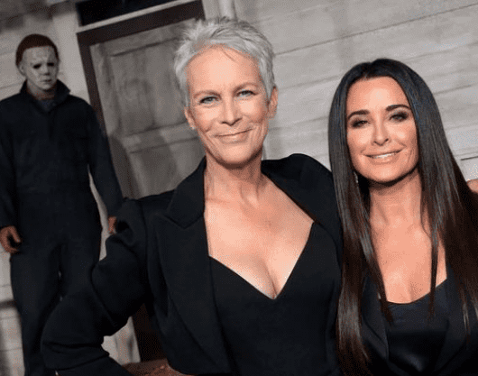 Kyle Richards' Horror Movie 'Halloween Kills' Release Date Has Been Pushed Back To 2021!