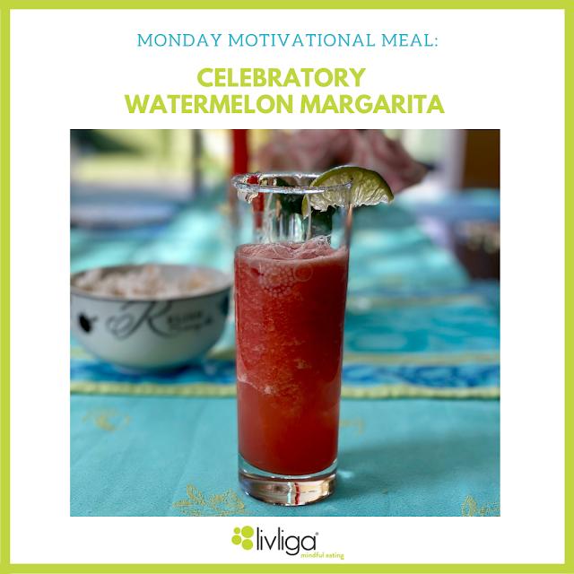 Celebratory Watermelon Margarita