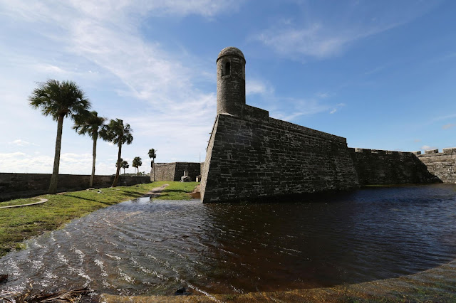 Sea-level rise predicted to threaten more than 13,000 archaeological sites in southeastern US