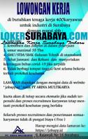 Lowongan Kerja Surabaya di PT. Arina Multikarya Oktober 2020
