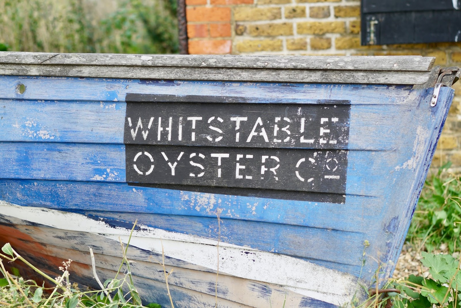 DAY TRIP TO THE SEASIDE, FROM LONDON TO WHITSTABLE