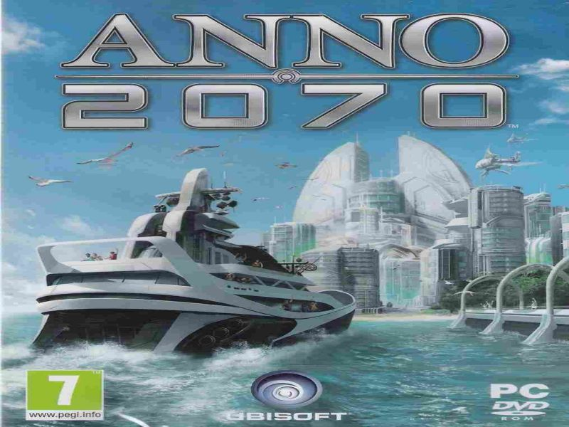 Download Anno 2070 Game PC Free