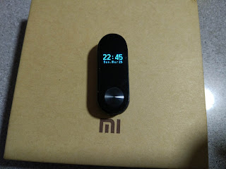 MI Band 2 capsula