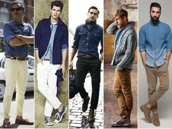 7 basic guide to good dress for men