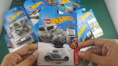 Hot Wheels Zamac Edition 32 Ford
