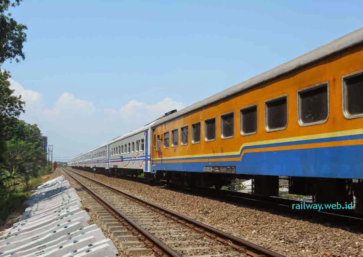 Harga Tiket KA Lebaran Surabaya Jakarta