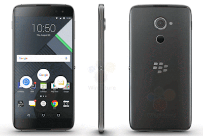 Blackberry New Flagship DTEK60 Leaks With Incredible Spec With FingerPrint ID