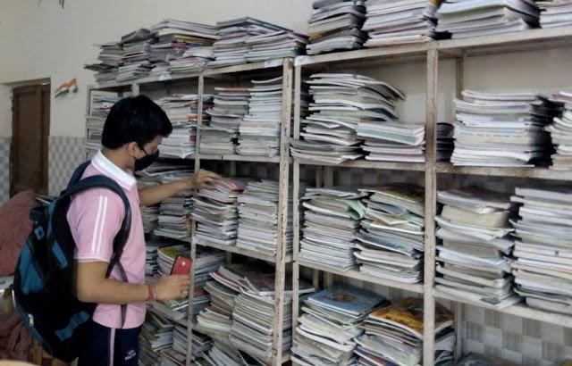 मिशनजागृति के बुक बैंक ने जरूरतमंद 200 विद्यार्थियों को उपलब्ध करवाई पुस्तकें,एक नई पहल