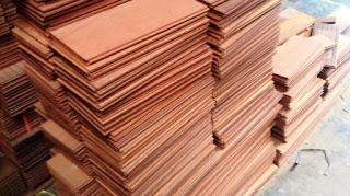 Flooring merbau kayu