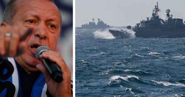 Οι προκλήσεις της Τουρκίας και η λογική της... στρουθοκαμήλου