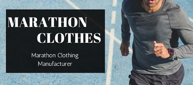 marathon wear manufacturer