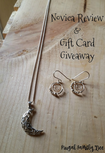 Handmade Jewelry from Around the World: Novica Review and Giveaway #handmade4life